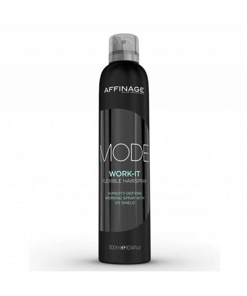 Affinage Mode Work It Flexible Hairspray