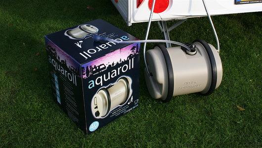 Aquaroll - 40 liter Unieke Waterrol en Bijzondere Waterroller