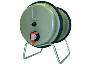 Metalen lig-beugel standaard voor 40 ltr. Aquaroll