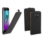 Eco Flipcase Cover Hoesje voor Samsung Galaxy A3 2017 - Zwart
