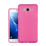 Samsung Galaxy Grand Prime Plus Hoesje Roze Tpu Siliconen Case