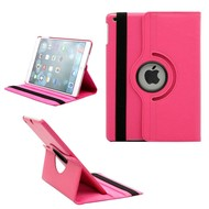 Apple iPad Pro 12.9 Tablet Bescherm Hoes 360° Draaibare Case Roze