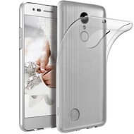 Transparant TPU Siliconen Hoesje voor LG K8 (2017)