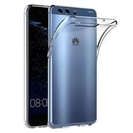 Transparant TPU Hoesje voor Huawei P10