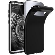 Zwart TPU Siliconen Hoesje Samsung Galaxy S8