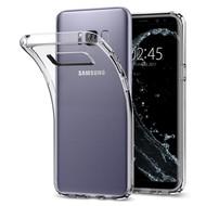 Transparant TPU Siliconen Case Hoesje voor Samsung Galaxy S8 Plus