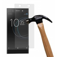 Tempered Glass / Glazen Screenprotector voor Sony Xperia XA1