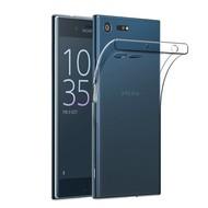 Transparant TPU Siliconen Hoesje voor Sony Xperia XZ Premium