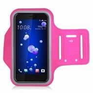 Roze Sportarmband Hardloopband voor de HTC U11