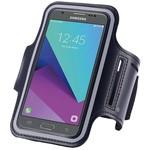 Hardloopband Sportarmband Zwart Hoesje Samsung Galaxy J7 2016