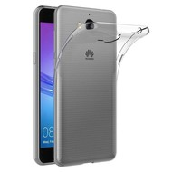 Transparant TPU Siliconen Case Hoesje voor Huawei Y5 2017