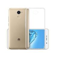 Transparant TPU Siliconen Case Hoesje voor Huawei Y7