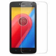 Tempered Glass / Glazen Screenprotector voor Motorola Moto C