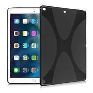 Zwart TPU Case X-Style Apple iPad Pro 10.5 (2017) Hoesje