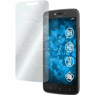Tempered Glass / Glazen Screenprotector Motorola Moto C Plus