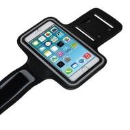 Zwart Sportarmband Hardloopband iPhone 8 Plus