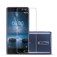 Tempered Glass / Glazen Screenprotector voor Nokia 8
