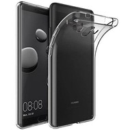 Transparant TPU Case Hoesje voor Huawei Mate 10 Pro