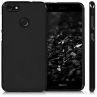 Zwart TPU Hoesje voor Huawei Y6 Pro 2017