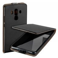 Zwart eco flipcase cover voor Huawei Mate 10