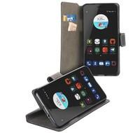 Zwart Y Wallet Bookcase voor ZTE Blade V8 Lite