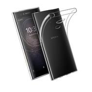 Transparant TPU Hoesje voor Huawei P20 Lite