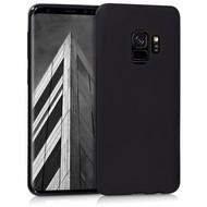 Zwart TPU Hoesje voor Samsung Galaxy S9