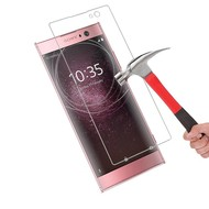 Tempered Glass / Glazen Screenprotector voor Sony Xperia XA2