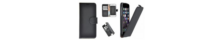 iPhone X Booktypes & Flipcases