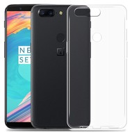 Transparant TPU Hoesje voor OnePlus 5T