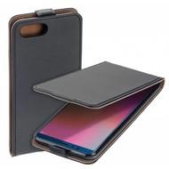 Zwart eco flipcase cover voor Huawei Honor View 10