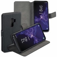 Zwart Y Wallet Bookcase voor Samsung Galaxy S9 Plus
