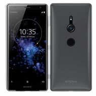 Transparant Ultra Slim TPU Case Hoesje voor Sony Xperia XZ2