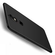 Zwart TPU Siliconen Case Hoesje voor Nokia 7 Plus