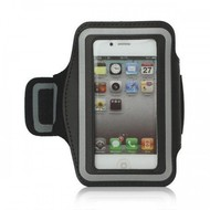 Apple iPhone 5 / 5S - Sport Armband / Sport Hoes Zwart