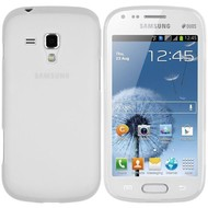 Samsung Galaxy Trend Plus - Tpu Siliconen Case Hoesje Transparant