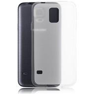 Samsung Galaxy S5 - Tpu Siliconen Case Hoesje Transparant