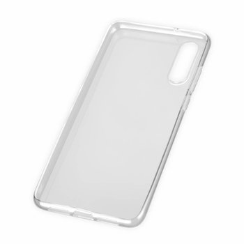 Transparant TPU Siliconen Case Hoesje voor Huawei P20 Plus