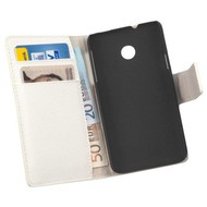 Huawei Ascend Y330 - Wallet Bookstyle Case Y Wit