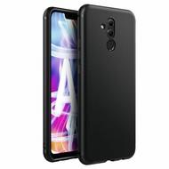 Zwart TPU Hoesje voor Huawei Mate 20 Lite