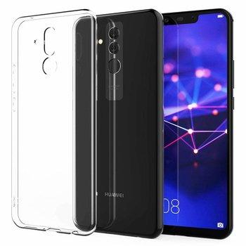 Transparant TPU Hoesje voor Huawei Mate 20 Lite