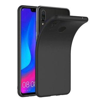 Zwart TPU Hoesje voor Huawei P smart Plus