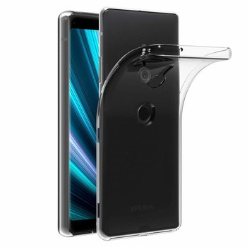 Transparant TPU Siliconen Case Hoesje voor Sony Xperia XZ3