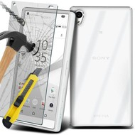 Sony Xperia Z5 - Tempered Glass Screen Protector
