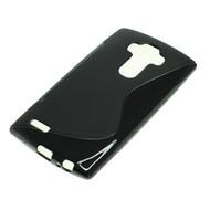 LG G4 - Tpu Siliconen Case Hoesje S-Style Zwart