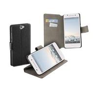 HTC One A9 - Wallet Bookstyle Case Y Zwart
