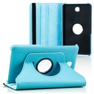 Turquoise 360° Draaibare Case Tablethoes voor Samsung Galaxy Tab S2 9.7 T810/T815