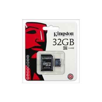 Kingston Micro SDHC 32GB Geheugenkaart