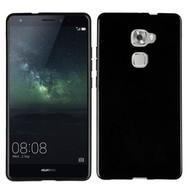 Huawei Mate S - Tpu Siliconen Case Hoesje Zwart