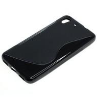 Huawei Enjoy 5S - Tpu Siliconen Case Hoesje S-Style Zwart